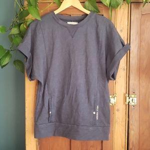 Helly Hansen sleeveless sweatshirt Sz S